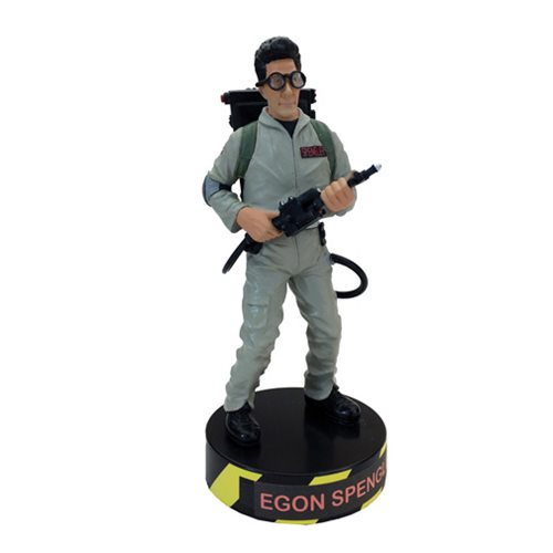 Ghostbusters Egon Spengler Talking Premium Motion Statue