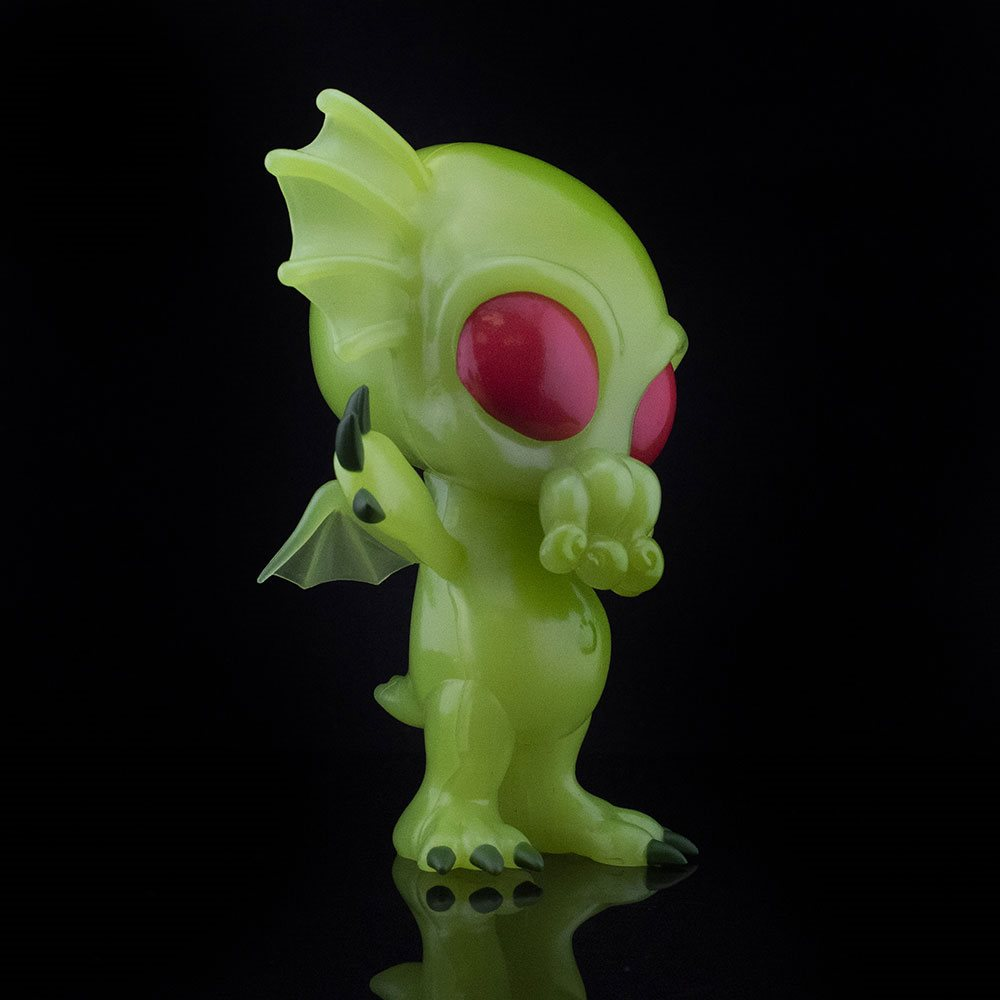 Cryptkins Unleashed Cthulhu GITD 5-Inch Vinyl Action Figure 2020 PX Exclusive