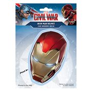 Captain America: Civil War Iron Man Helmet Decal