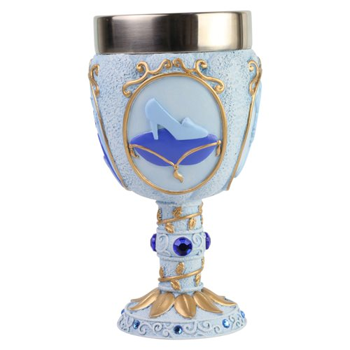 Disney Showcase Cinderella Decorative Chalice Goblet