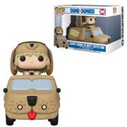 Dumb and Dumber Harry with Mutts Cutts Van Pop! Vinyl Vehicle