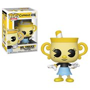 Cuphead Ms. Chalice Pop! Vinyl Figure #416