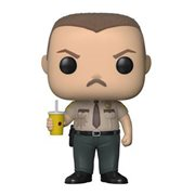 Super Troopers Farva Pop! Vinyl Figure, Not Mint