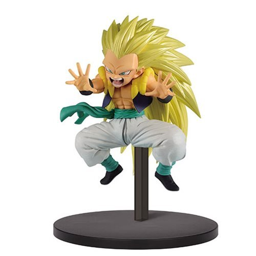 Dragon Ball Super Chosenshiretsuden Volume 2 Super Saiyan 3 Gotenks Statue