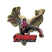 Avengers: Age of Ultron Vision Funky Chunky Magnet
