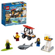 LEGO City Coast Guard 60163 Coast Guard Starter Set