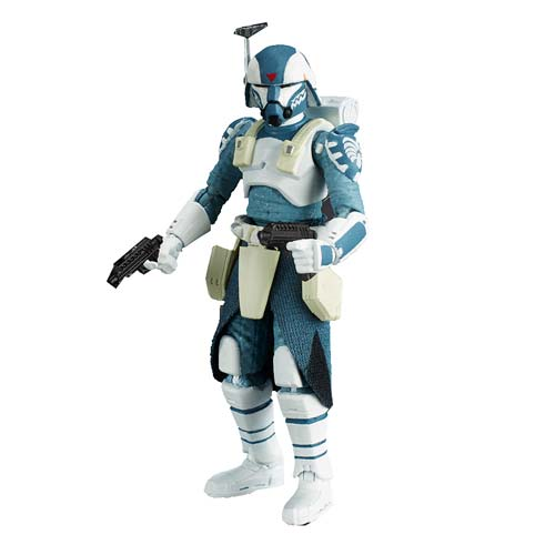 Star Wars The Black Series Clone Commander Wolffe 3 3/4-Inch Action Figure