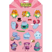Bravest Warriors Magnet Set