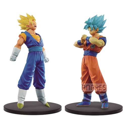 Dragon Ball Super DXF Super Warriors Volume 4 Figure Set