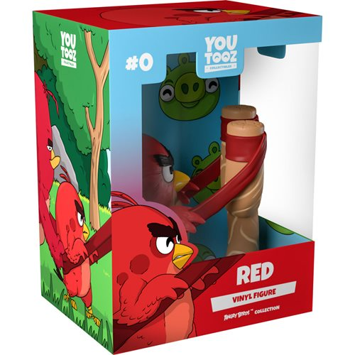 Angry Birds Red Vinyl Figure #0