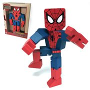 Spider-Man Wood Warriors Action Figure