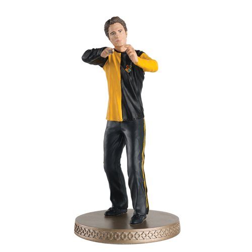 Harry Potter Wizarding World Collection Cedric Diggory Figure with Collector Magazine