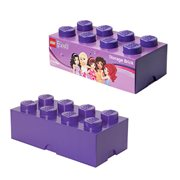 LEGO Friends Medium Lilac Storage Brick 8