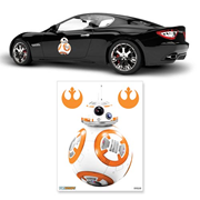 Star Wars: The Force Awakens BB-8 Single Car Decal