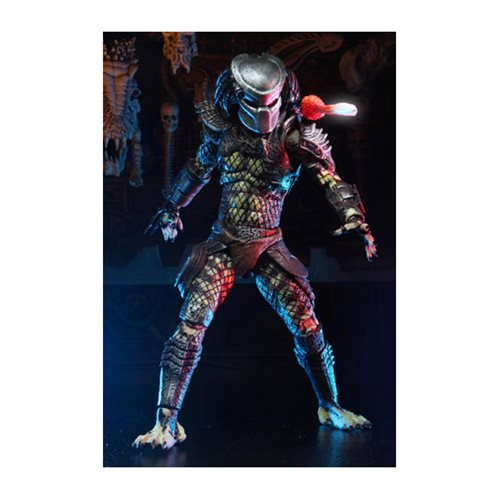 Predator Ultimate Scout Lost Tribe Predator 7-Inch Action Figure