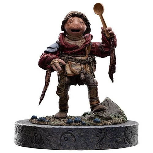 The Dark Crystal: Age of Resistance Hup the Podling 1:6 Scale Statue