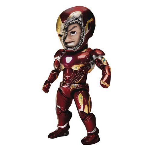 Avengers 3 Iron Man Battle Damaged MK50 EAA-070SP Action Figure