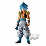Dragon Ball Super Gogeta Super Saiyan Blue Super Master Stars Piece Statue