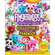 Fingerlings Collector's Handbook Hardcover Book