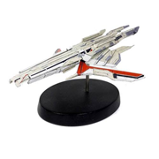 Mass Effect Turian Cruiser Ship Replica Statue