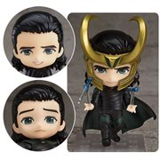 Thor: Ragnarok Loki Deluxe Version Nendoroid Action Figure