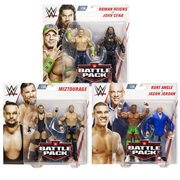 WWE Basic Series 56 Action Figure 2-Pack Case
