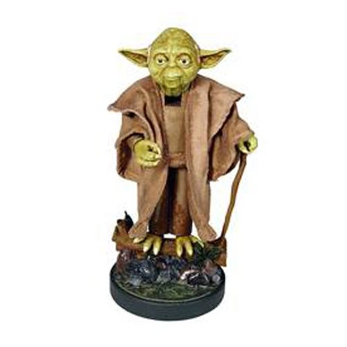 Star Wars Yoda Movie 12-Inch Nutcracker