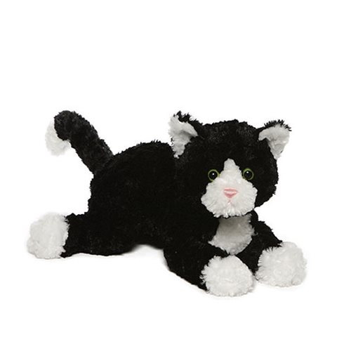 Sebastion Tuxedo Cat 14-Inch Plush
