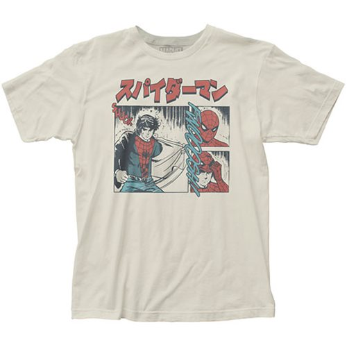Spider-Man The Manga T-Shirt
