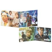 Star Wars Luke Skywalker Collage Mighty Wallet