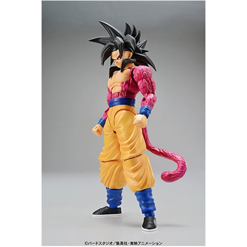 Dragon Ball GT Super Saiyan 4 Son Goku Figure-rise Standard Model Kit