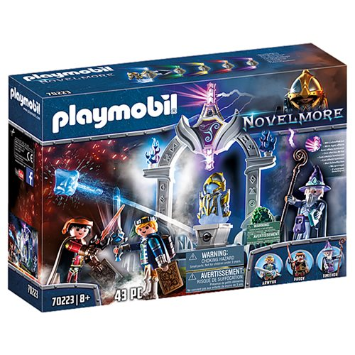Playmobil 70223 Novelmore Temple of Time Playset