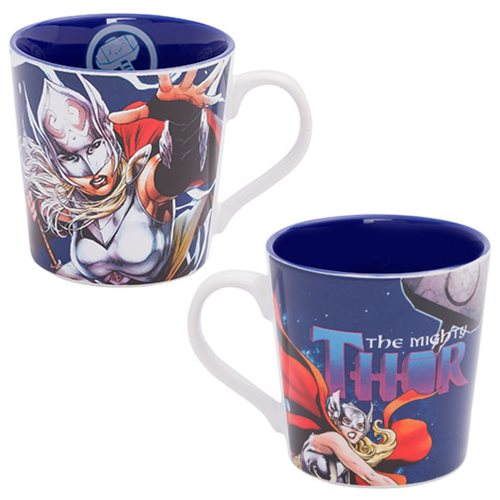 Thor Girl 12 oz. Ceramic Mug