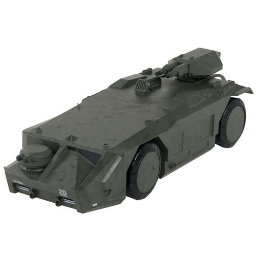 Alien and Predator Collection M577 Armored Personnel Carrier Vehicle with Collector Magazine