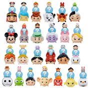 Disney Tsum Tsum 3-Pack Mini-Figures Wave 4 Case