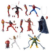 Amazing Spider-Man Marvel Legends Figures Wave 10 Case