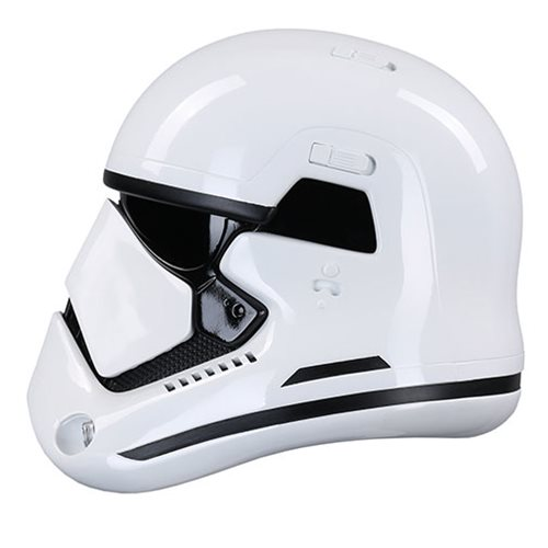 Star Wars: The Last Jedi First Order Stormtrooper Premier Version Helmet Prop Replica