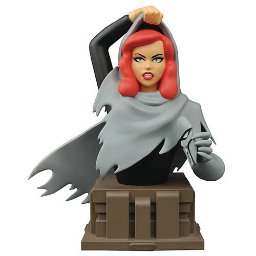 Batman The Animated Series Maskless Phantasm Bust