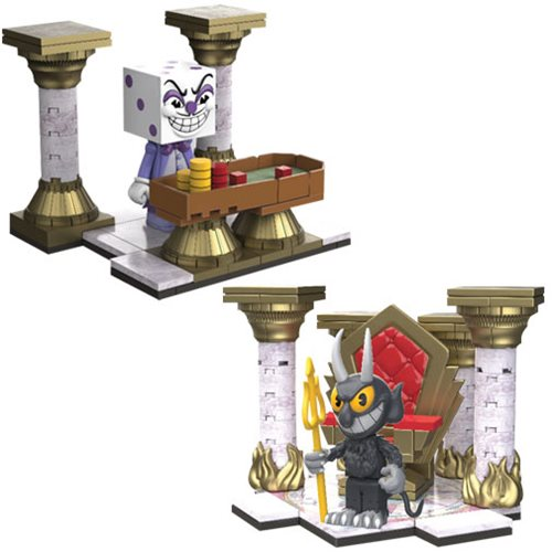 Cuphead Small Construction Toy Sets