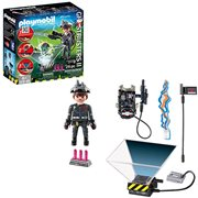Playmobil 9348 Ghostbusters Playmogram 3D Raymond Stantz