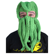 Cthulhu Knitted Ski Mask