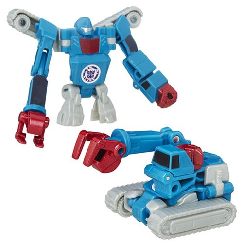 Transformers Robots in Disguise Legion Class Groundbuster