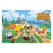 Animal Crossing 250-Piece Jigsaw Puzzle