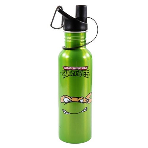 Teenage Mutant Ninja Turtles Michelangelo Water Bottle