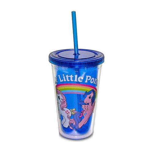 My Little Pony Classic Plastic Travel Cup