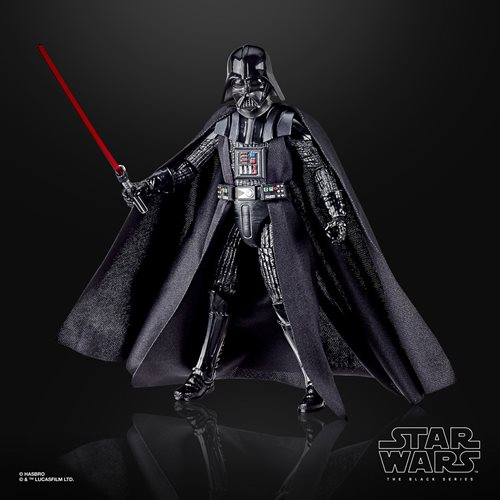 Star Wars The Black Series Empire Strikes Back 40th Anniversary 6-Inch Darth Vader Action Figure