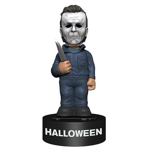 Halloween 2018 Movie Michael Myers Solar Powered Body Knocker