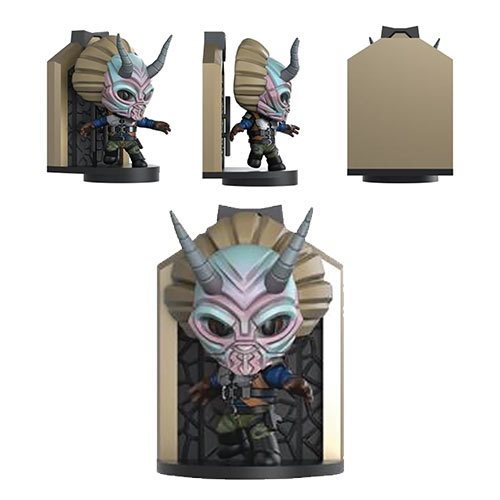 Black Panther Killmonger Podz Show and Store Vinyl Figure