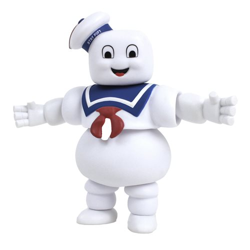 Ghostbusters Stay Puft Marshmallow Man Action Vinyl Figure