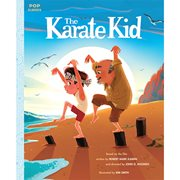 The Karate Kid: The Classic Illustrated Hardcover Book